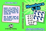Numbers 1-20 (English Edition)