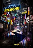 Import Posters Pokemon Detective Pikachu – U.K Movie Wall Poster Print - 30cm x 43cm / 12 Inches x 17 Inches