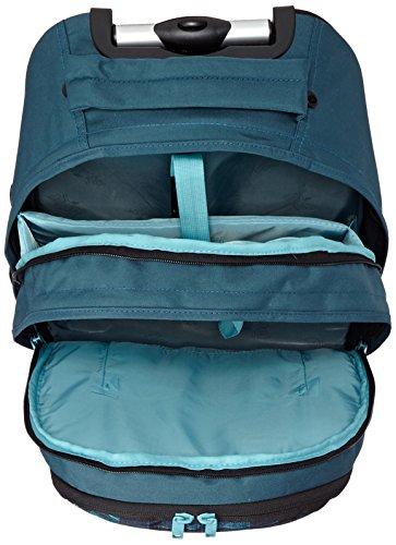Chiemsee Unisex Wheely Reisetasche Checky Chan Blue