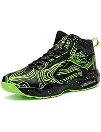 release date d1124 3d4a0 LANSEYAOJI Scarpe da Basket Uomo All Aperto Sneaker Antiscivolo Respirabile  Scarpe da Corsa Casual Scarpe
