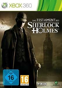 Die neuen Abenteuer des Sherlock Holmes: Das Testament des Sherlock Holmes