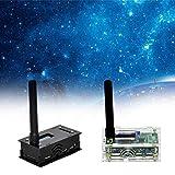 Mmdvm hotspot Support P25DMR Ysf + Raspberry Pi zero Board + display OLED + 8g TFT carta + antenna + acrilico custodia kit