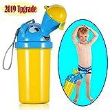 [Versión de actualización 2019] BYETOO Orinal portátil para bebé y niño, reutilizable, taza de...