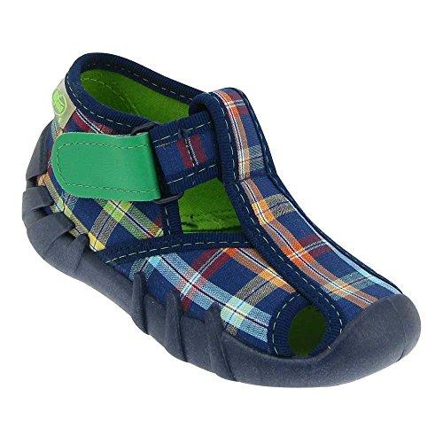 Gallux - Jovens Sapatos Calçados Sapatos De Bebê Sandálias Award Azul
