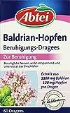Abtei Baldrian Hopfen Beruhigungsdragees