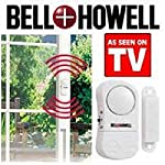 HOMELUS WINDOW /DOOR ENTRY ALARM - A SIMPLE ANSWER TO SECURITY WORRIES DON'T BE AFRAID OF LEAVING YOUR HOUSE AGAIN! DON'T BE SCARED WHEN YOU ARE HOME ALONE! DON'T WORRY ABOUT YOUR OFFICE! ***Its very high quality product.. Better than other cheap pro...
