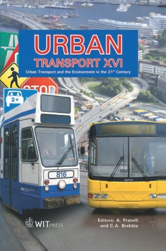 Urban Transport: v. 16: Urban Transport and the Environment in the 21st Century: 111 (WIT Transactions on the Built Environment)