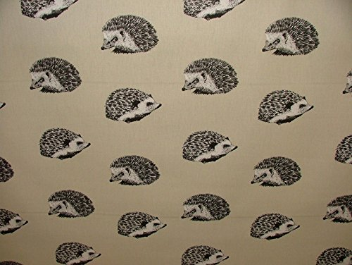 halben Meter Prestigious Textiles Igel Canvas Baumwolle Vorhang Raffrollo Möbelstoff, (Canvas Stoff-ente)