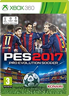 PES 2017 (Xbox 360) (B01H8XH4VO) | Amazon price tracker / tracking, Amazon price history charts, Amazon price watches, Amazon price drop alerts
