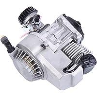 Sange Motor del motor del tirón del movimiento de 49cc 2 tiempos refrigerado por aire para la mini vespa de la bici de la suciedad de la bici del bolsillo