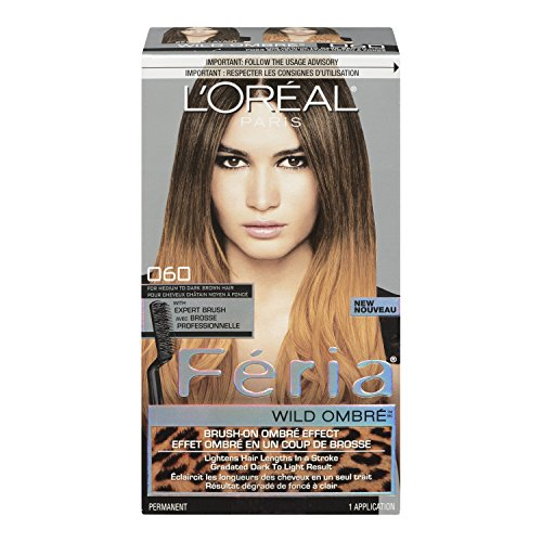 loreal-feria-wild-ombre-hair-colour-o60-medium-to-dark-brown