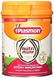 Plasmon Latte in Polvere Nutri Mune 4 - 750 gr