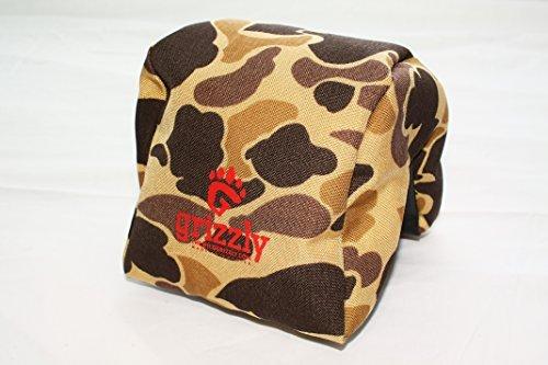 Wild Grizzly Camera Bean Bag Grizzly Camera Bean Bag , Photography Bean Bag, Video Bean Bag, Camera Support, Camera Sandbag, Camera Beanbag, Spotting Scope Support, Birders Camera, Bean Bag Tripod,