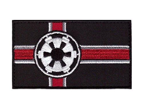 Hook Fastener Imperial Flag Star Wars Galactic Empire