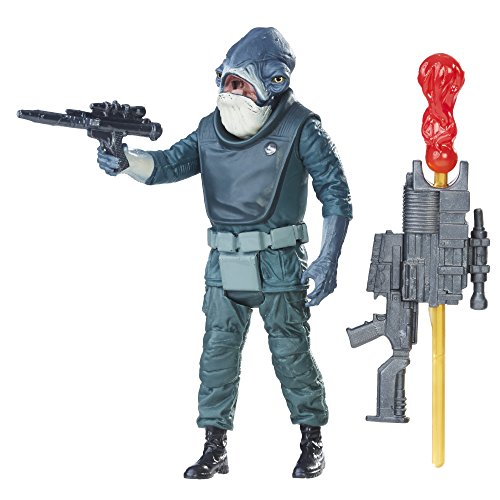 Preisvergleich Produktbild Star Wars: Rogue One - Admiral Raddus 9.5cm Action Figur