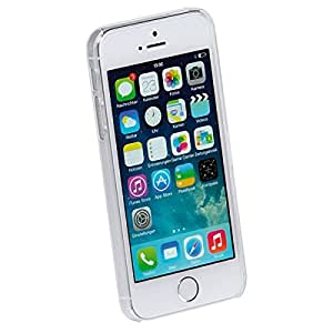 """'Vivanco slimvviph5t 4""""housse Transparent–Pochettes pour téléphone portable (Housse, Apple, iPhone 5/5S, 10,2cm (4), transparent)"""