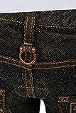 Dsquared² Damen Jeans Cropped Leg , Farbe: Anthrazit, Größe: 32 Test