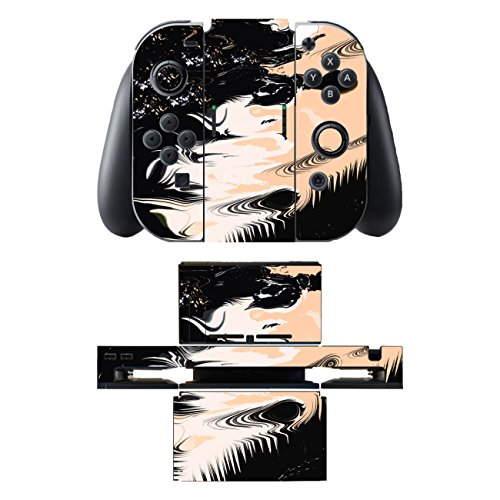 "Motivos Disagu Design Skin para Nintendo Switch + Controller + Dockingstation: ""Abstrakte Kunst NO.2"" 51i3KwEwXAL"