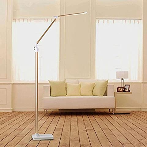 MULANG Moderne Créative Foldable Réglable Télécommande Protection oculaire LED Lampadaire