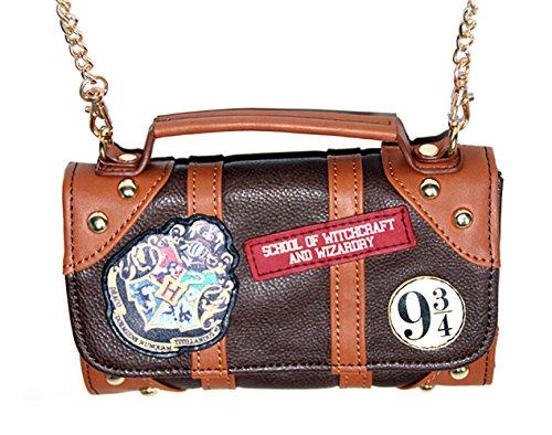 6c206aaa506d5 Wicky LS Damen weiche Ledertasche Handtasche Umhängetasche mit Schultergurt  Braun