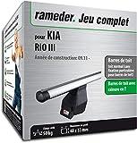 Rameder Pack Barres de Toit Tema pour KIA Rio III (118825-09697-4-FR)