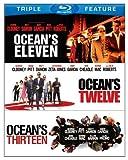 Ocean's Eleven (2001)/Ocean's Twelve/Ocean's Thirt [Blu-ray] [Import]