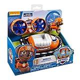 PAW PATROL 6027637 Zuma mit Luftkissenboot, Spielfiguren, Mehrfarbig
