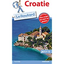 Guide du Routard Croatie 2017/18