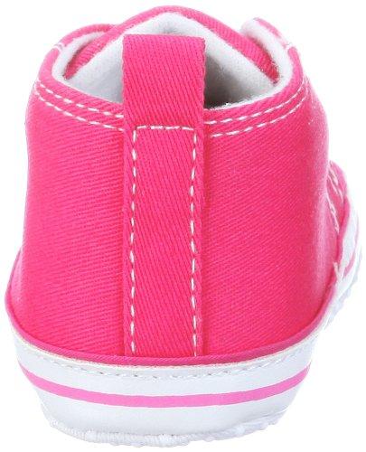 Playshoes Art. Baby Turnschuhe, Baskets mode mixte enfant Rose (pink 18)