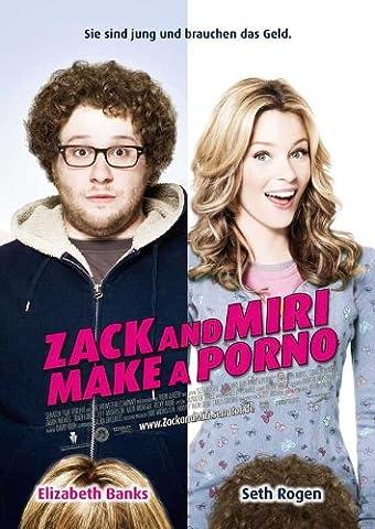 Zack and Miri Make A Porno Affiche du film Poster Movie Zack et Miri font un Porno (27 x 40 In - 69cm x 102cm) German Style A