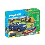 Playmobil 5669 Wildlife Camping Adventure Exklusiv