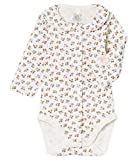 Petit Bateau Baby-Mädchen Naissance ML_5019202 Formender Body, Mehrfarbig (Marshmallow/Charme/Multico 02), 80 (Herstellergröße: 12M/74cm)