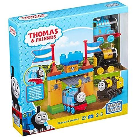 Mega Bloks Thomas & Friends Thomas & Stephen