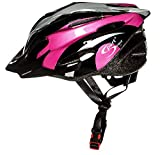 Sport Direct Bicycle Helmet Ladies, 56-58cm, Pink Bild 6