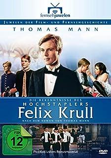 Thomas Mann: Die Bekenntnisse des Hochstaplers Felix Krull - Teil 1-5 (Fernsehjuwelen) [3 DVDs]