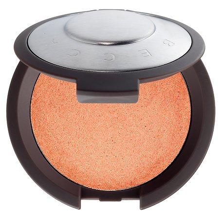 BECCA Shimmering Skin Perfector Luminous Blush # Tigerlily - tangerine