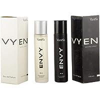 Envy Men's and Women's Eau de Parfum Combo (120 ml)