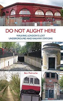Do Not Alight Here by [Pedroche, Ben]
