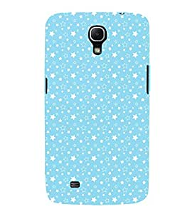 Star Pattern design 3D Hard Polycarbonate Designer Back Case Cover for Samsung Galaxy Mega 6.3 I9200 :: Samsung Galaxy Mega 6.3 SGH-i527