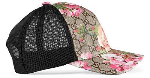 gucci-femme-4268874ha052172-multicolore-tissu-chapeau
