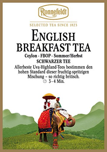 Ronnefeldt - English Breakfast Tea - Schwarzer Tee - 100g