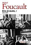 Dits et Ecrits, tome 1 - 1954-1975