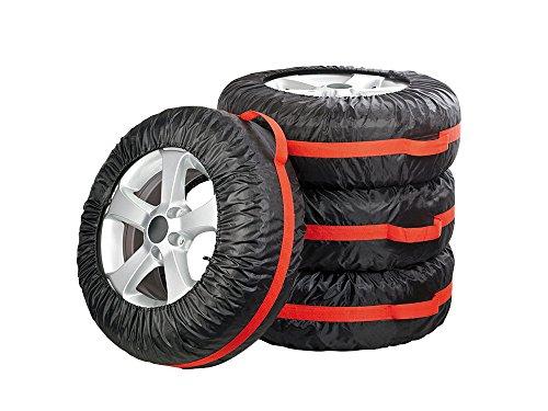 Eufab Jede Tasche mit Abbildungen für die schnelle Reifenzuordnung