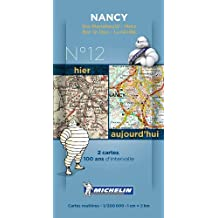 Nancy Centenary Maps - Pack 012 (Michelin Historical Maps) by Michelin (2014-01-14)