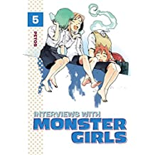 Interviews with Monster Girls Vol. 5