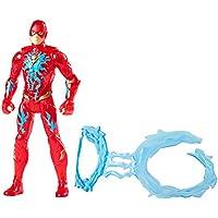 Justice League - Figura básica Flash translucent, 15 cm (Mattel FGG74)
