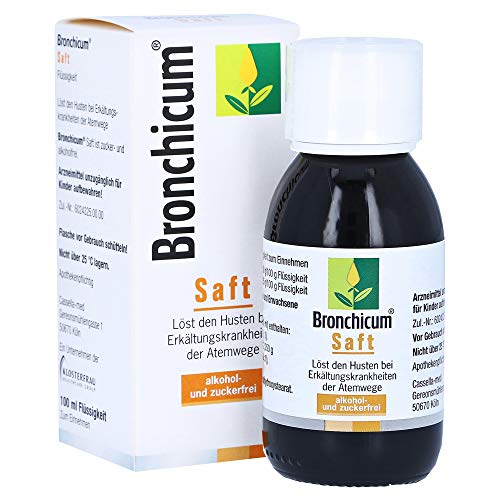 Bronchicum Saft, 100 ml