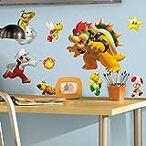 RoomMates 54176 Super Mario Charaktere