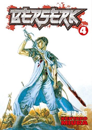 Berserk Volume 4: v. 4 por Kenturo Miura