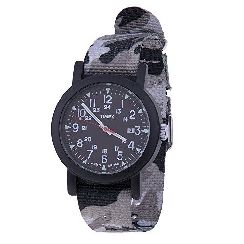 Timex t2N364gbkca Reloj de pulsera unisex